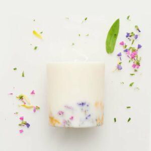 Sojawachs Kerze – Wildflower 515ml